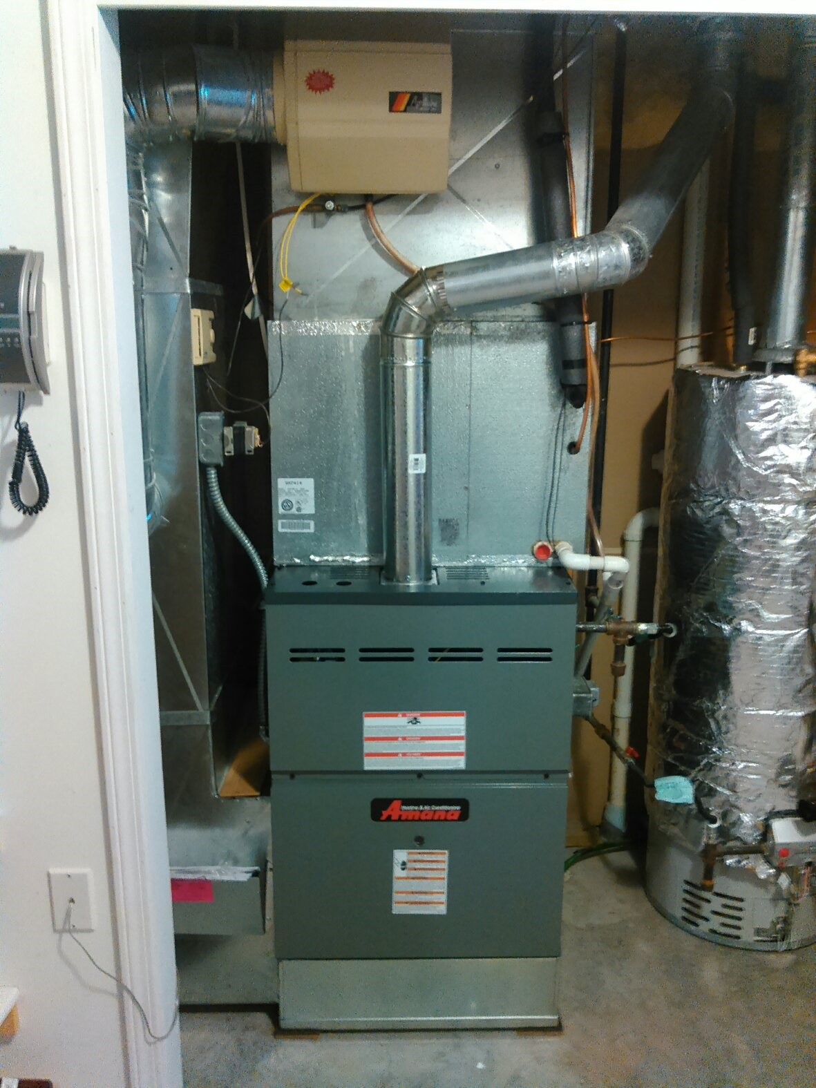 Hvac Amp Heating Company Missoula Mt Air Quality Mechanical