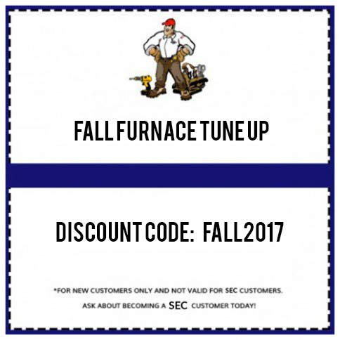 Fall Furnace Tune Up Special
