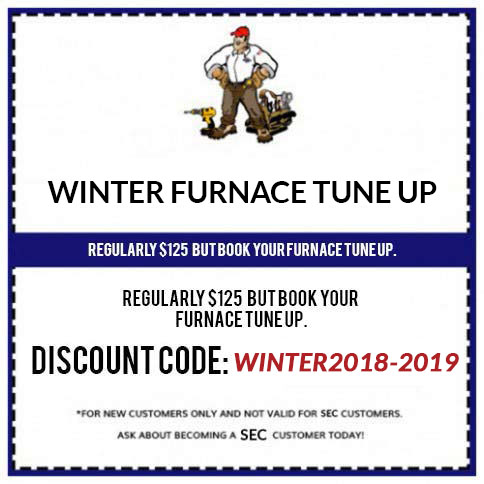 Winter Furnace Tune Up Special