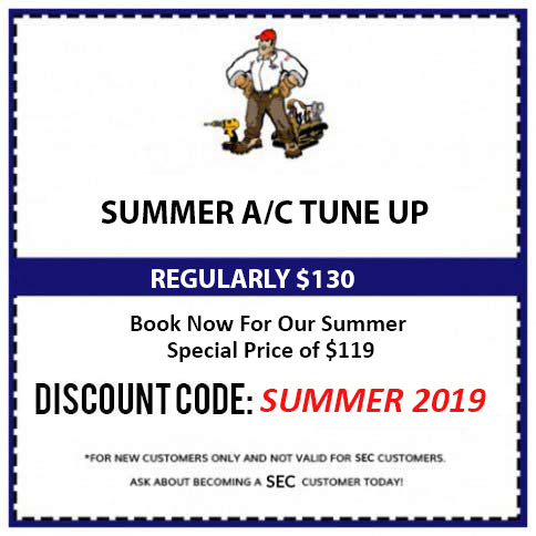 Summer A/C Tune Up Special