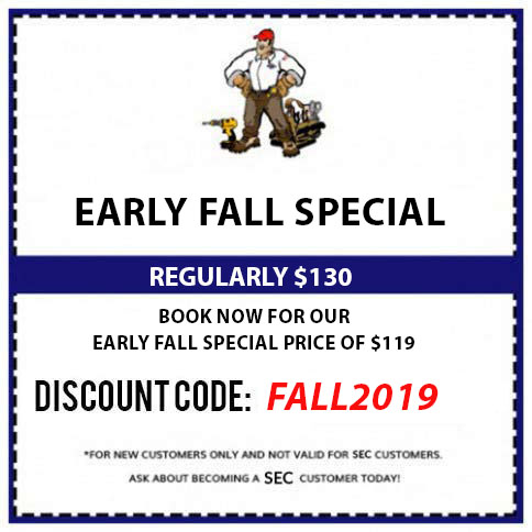 Early Fall Special
